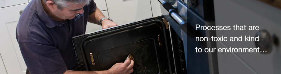 10 years' oven and kitchen equipment cleaning experience with skilled, reliable operatives